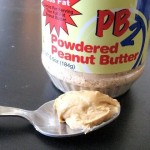 Powdered peanut butter? Hmm.