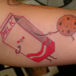 Food tattoos – When cravings become permanent