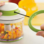 Pull string food chopper looks like a fun toy, but does it work?