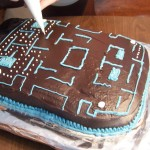 Pacman Birthday Party – Waka, waka, waka
