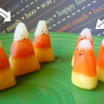 Make your own candy corn