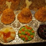 Cupcakes or TV dinner?