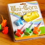 Uni-corn corn holders – Gotta make use of those horns somehow…