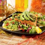 Holy ingredient list – Grilled fish tostada salad