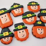 How to make Leprechaun cookies – SugarBelle