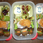 Bento boxes – Or how I gave a boiled egg its first black and blue eye