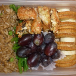 Bento, bento, bento – Filling a 2.5 cup box with randomness