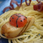 Ladybugs on boats and bacon caterpillars – Tyson grilled chicken