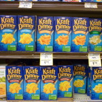 Canadians like their….. Kraft Dinner
