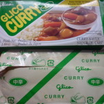 Glico curry mix – Curry should not smell like ramen and look like fake meat ice cubes