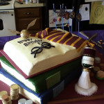 Incredible edible Harry Potter cakes