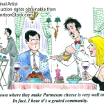 Facts About Food Friday – Parmesan or Parmigiano?
