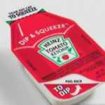 How do you use your ketchup packets? – Dip or squeeze?