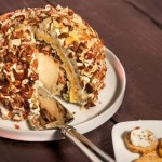 Turducken Week – 12 layer cheese ball cheeseducken