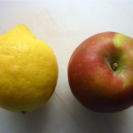 Where the lemons are as big as apples (Wordless Wednesday)