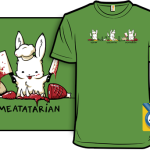Are you a meatatarian? (t-shirt)