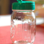 Facts about Food Friday – Make your own shaker jars