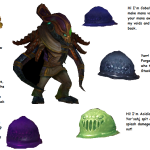 Yor'sahj Oozes/Slimes – World of Warcraft food