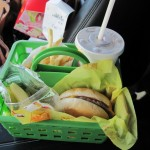 How to eat on the go with kids – Fast food bento boxes?