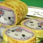 How to make Hello Kitty sushi