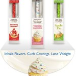 Electronic cupcake inhaler – Sniff away the calories?