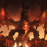 Flaming Deathwings – World of Warcraft hot wings