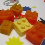 How to make edible Legos – Vegetable blocks