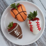 Football, baseball, basketball – What shape is a strawberry?