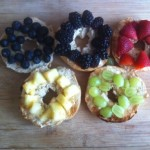 Fun Olympic foods – Work what ya holiday gave ya