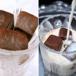 Chocolate ice cubes – Spice up and choclify your drink