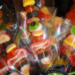 Halloween Candy Monster Kabobs