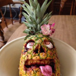 If you're ever invited to a Halloween luau party…
