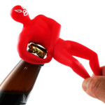 Lucha libre bottle openers