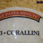 Corallini pasta for my WoW buddies