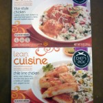 Lean Cuisine Chef's Pick chicken dish comparisons