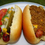The best hot dogs put the toppings on first
