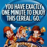 Snap, crackle….oh wait, nevermind (Wordless Wednesday)