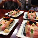 Japanese have all the food art fun – Tank Sushi