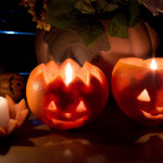 Don't like pumpkins? Make jack-o-lanterns from oranges!